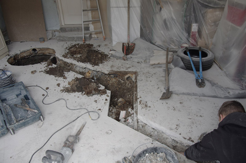 Raccordement tout l 39 gout bordeaux ag assainissement for Odeur de fosse septique dans la maison