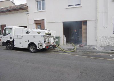 Pompage de fosse septique à Bordeaux Bastide