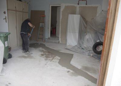 Nettoyage fin de chantier