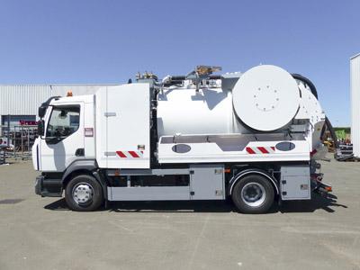 tout savoir sur le fonctionnement du nouveau camion hydrocureur aspirateur cleanfos d 39 ag. Black Bedroom Furniture Sets. Home Design Ideas