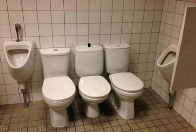 wc en serie