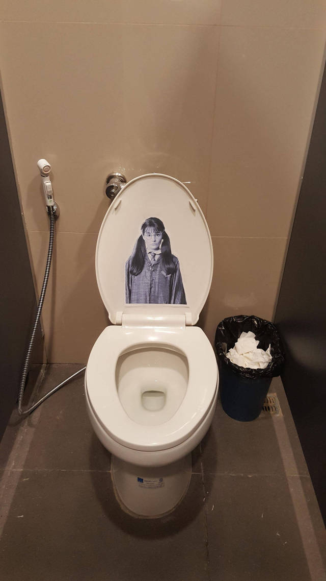 wc fan harry potter